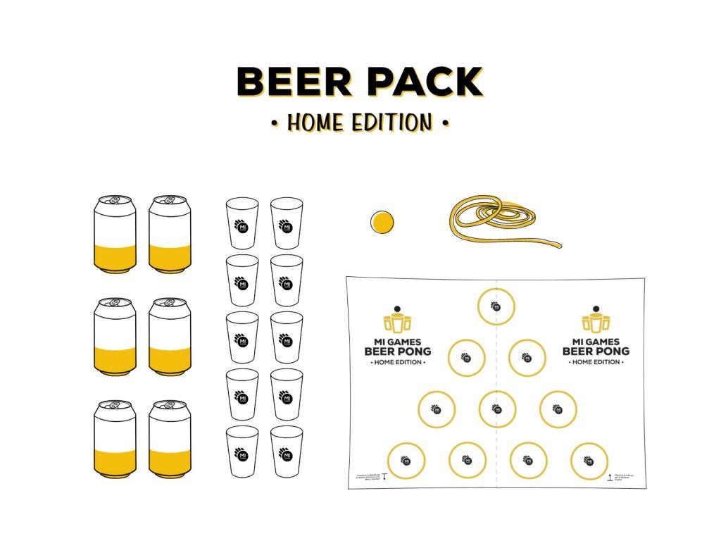 Beer Pack - Mi Games