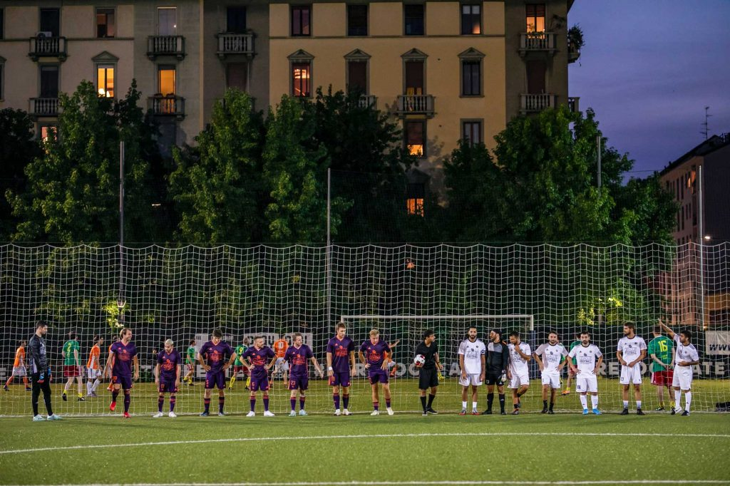 adidas Mi Games Football League - Masseroni Marchese Milano